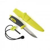 Cutit Cercetas / Vanator Light My Fire Knife Verde Deschis (Lime)