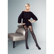 Veneziana - Mock over the knee tights Bruna 40 denier