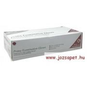 Egyszer használatos gumikesztyű, nitril, púdermentes 100db S