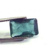 3.98 Ct Untreated Natural Zambian Emerald Gemstone Panna stone