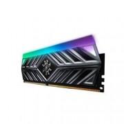 MEM ADATA XPG SPECTRIX D41 16GB 3000MHz RGB DDR4 CL16 - AX4U3000316G16A-ST4