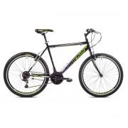 Capriolo CAPRIOLO bicikl MTB PASSION M 26'/18HT black-w