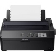 Epson FX 890II - Printer - monochroom - dotmatrix - Rol (21,6 cm), JIS B4, 254 mm (breedte) - 240 x 144 dpi - 9 pin