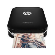 HP Sprocket Draagbare fotoprinter Zwart (Z3Z92A)