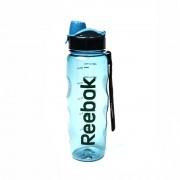 Reebok 75cl kék árnyalatú átlátszó műanyag kulacs könnyen felpattintható kupakkal
