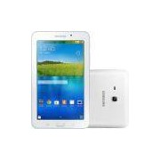 Tablet Galaxy Tab T113 Quad Core 1.3ghz Android 4.4 Wi-Fi 7 Branco 8gb - Samsung
