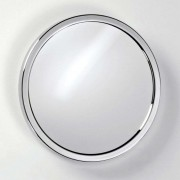 GLOBE 2 cosmetic mirror with suction cups