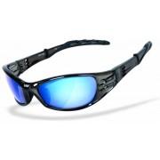 HSE SportEyes Street King 2 Gafas de sol Azul un tamaño