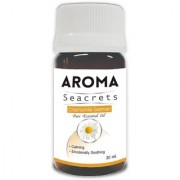 Aroma Seacrets Chamomile German Pure Aromatherapy Essential Oil - Promotes Smooth and Healthy skin (30ml)