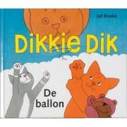Kinderboeken Dikkie Dik De ballon