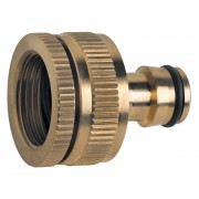 Adaptor pentru robinet din alama 1/2x3/4