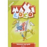 Loco Maxi Loco - Rekenen met Geld Groep 4 (7-8 jaar)