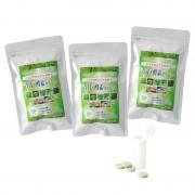 マリリン青汁酵素タブレット 3袋セット【QVC】40代・50代レディースファッション