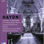 J. Haydn - 4 Masses/ Stabat.. (0825646961207) (6 CD)