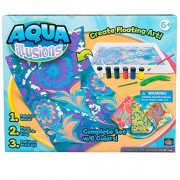 Water Color Painting Kit - Create your Own Endless Designs with Magical Floating Paint - Form Unique Art with Water, Paint, and Paper!