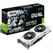 Asus Tarjeta Grafica Asus Dual-Gtx1060-6g 6gb Gddr5 Pcie3.0 Hdmi Geforce Gtx1060
