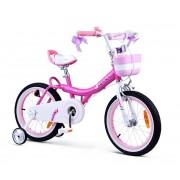 """Dječji bicikl Bunny 16"""" - rozi"""