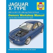 Jaguar XType Service and Repair Manual by 5631