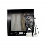 J. Lo Glow After Dark Coffret: Eau De Toilette Spray 50ml/1.7oz + Night Bright Body Lotion 200ml/6.7oz 2pcs