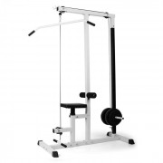 KLARFIT Aparat exerciții FIT-LM01 Lateral Pulldown & Rowing (FIT20-Roughneck)