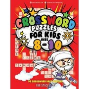 Crossword Puzzles for Kids Ages 8-10: 90 Crossword Easy Puzzle Books, Paperback/Nancy Dyer