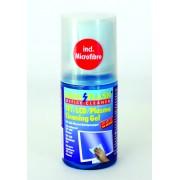 Gel curatare monitoare TFT/LCD, 200ml, + laveta microfiber (20 x 20cm), DATA FLASH