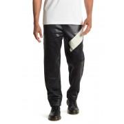 Helmut Lang Coated Logo Track Pants BSLT BLACK