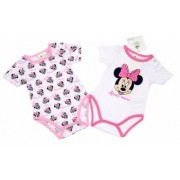 Set body 2 buc. multicolor Disney fete 74 cm