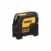 Nivela laser cu linii in cruce si 2 puncte DeWalt DW0822-XJ