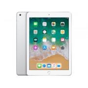 Apple iPad (2018) - 128 GB - Wi-Fi + Cellular - Silver