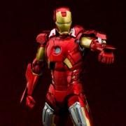 15.5 cm Marvel Hero SHF Modelo de figura de acción