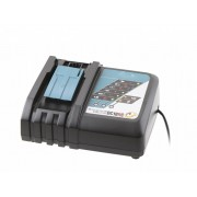 Комплект Makita Аккумулятор BL1860B Li-ion 18V 6Ah х2шт + ЗУ DC18RC + Кейс MakPac 198118-0