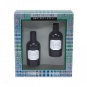 Geoffrey Beene Grey Flannel подаръчен комплект EDT 120ml + 120ml афтършейв за мъже