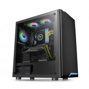 TT CASE, H100 TG ATX MID TOWER