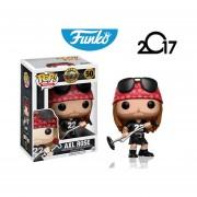 Axl Rose Funko Pop Guns N Roses Rock Edicion Limitada Envio Gratis