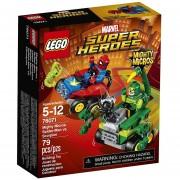 Set de 2 The Flash vs. Captain Cold de Lego Super Heores