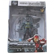 OH BABY BABY flying batman black Sensor Helicopter FOR YOUR KIDS SE-ET-662