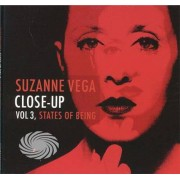 Video Delta Vega,Suzanne - Vol. 3-Close-Up: States Of Being - CD