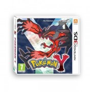 Pokemon Y 3DS Game