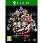Rugby League Live 4 World Cup Edition Xbox One