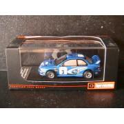 Subaru Impreza Wrc #3 Burns Reid Safari Rally 2000 Hpi Racing 8581 1/43 Rallye-Hpi-Racing
