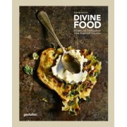 Divine Food: Israeli and Palestinian Food Culture and Recipes, Hardcover