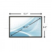 Display Laptop Toshiba SATELLITE PRO A200-0ET00X 15.4 inch