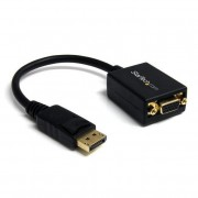 StarTech Displayport naar VGA kabel M/F 0,36m