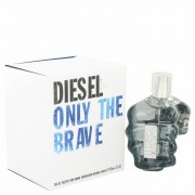 Only the Brave by Diesel Eau De Toilette Spray 4.2 oz