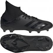adidas Predator 20.3 FG Kids Core Black - Zwart - Size: 36 2/3