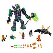 Lego Lex Luthor Pelea en Mech Lego DC Comics Super Heroes 76097