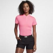 Nike Dri-FIT Golf-Poloshirt für Damen - Pink