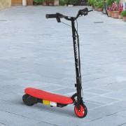 4, Farben HOMCOM® E-Scooter Tretroller Kinderroller Kinder Roller Metall Rot