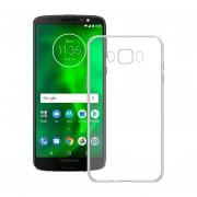 Funda Para Motorola Xt1926 Moto G6 Plus Silicon TPU - Transparente